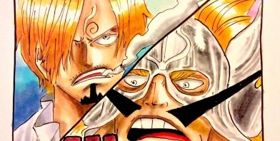 One Piece Manga 834